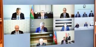 Azərbaycan İnvestisiya Holdinqinin Müşahidə Şurasının növbəti iclası keçirilib