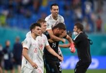 İspaniya yarımfinala yüksəldi