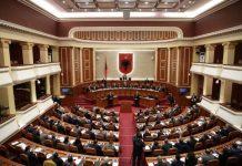 Albaniya parlamenti