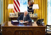 ABŞ Prezidenti Cozef Bayden