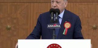 Prezident Rəcəb Tayyib Ərdoğan