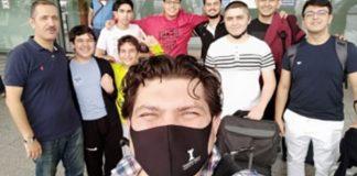 """""""Vüqar Həşimov"""" komandası"""