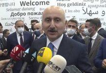 Türkiyənin nəqliyyat və infrastruktur naziri Adil Karaismailoğlu