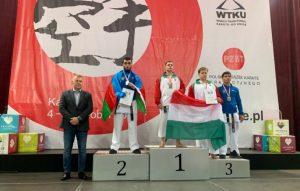 Fudokançılarımız Avropa çempionatında daha iki medal qazanıblar