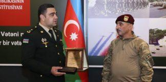"""""""Qəhrəman müəllimlərimizlə qürur duyuruq"""" adlı tədbir keçirilib"""