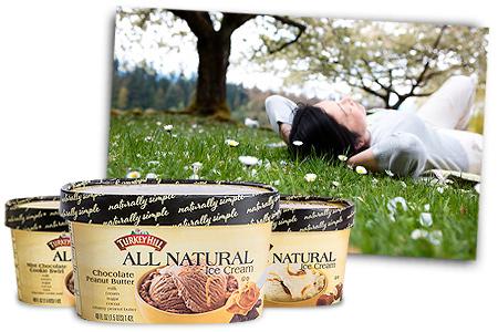 Turkey Hill Dairy All Natural Ice Cream