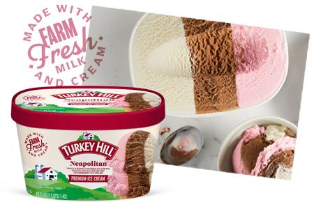 Turkey Hill Dairy Turkey Hill Premium Ice Cream Flavors