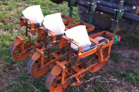 the planet jr seeder bar. an extremely versatile tool!