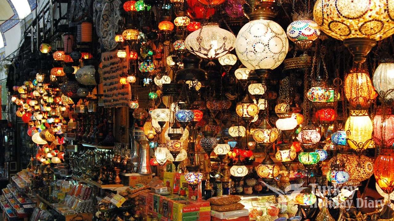 Where to Buy Souvenirs in Istanbul  Turkey Holidays 2019