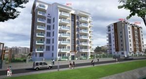 Leilighet til salgs Alanya - Leiligheter fra 55 til 143 m²