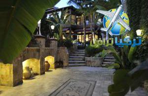 فندق توفانا في انطالياTuvana Hotel