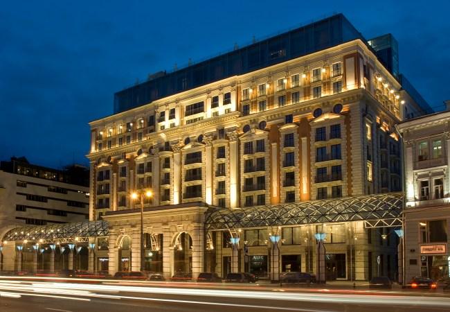 فندق ريتز كارلتون اسطنبول The Ritz Carlton