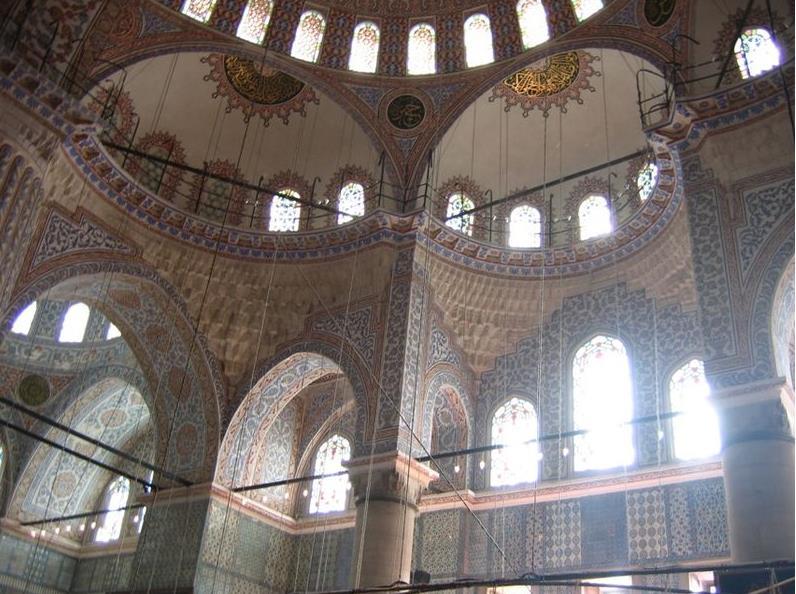 جامع السلطان احمد ( الجامع الازرق )