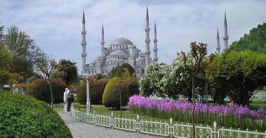 جامع السلطان أحمد
