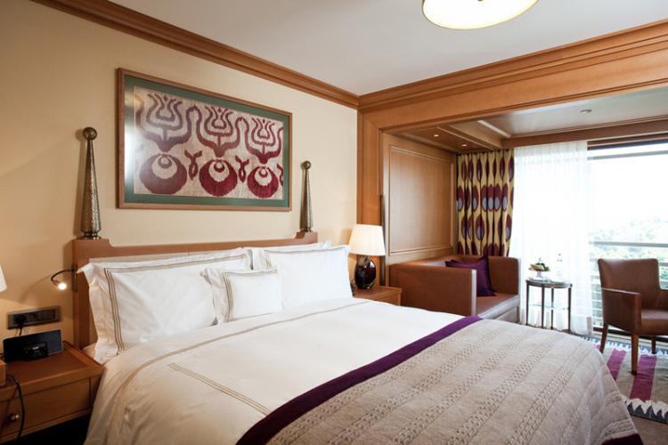 Divan Hotel Rooms - Istanbul