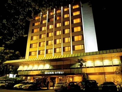 Istanbul Hotels: Divan Hotel by Istanbul Booker