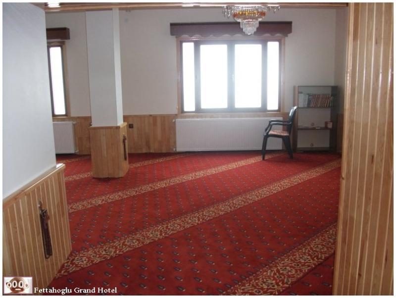 فندق فتاح أوغلو أوزنجول Fettahoglu Grand Hotel