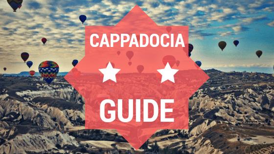 Cappadocia Map Things To Do In Cappadocia Turkey Travel
