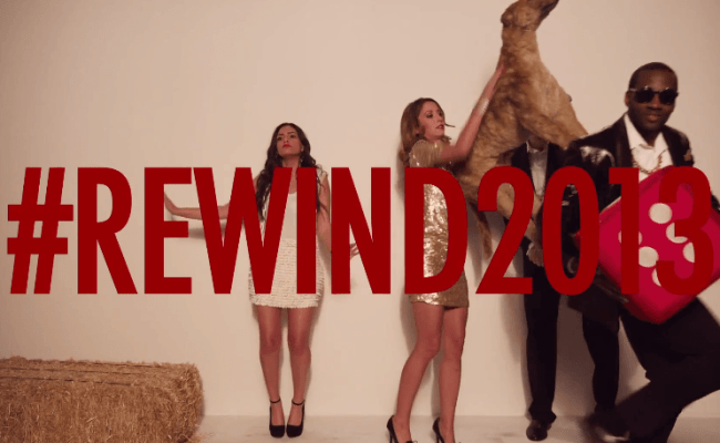 Youtube Rewind What Does 2013 Say
