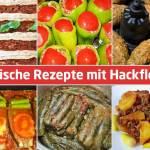 Turkische Rezepte Mit Hackfleisch Turkische Rezepte