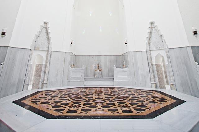ayasofya hurrem sultan hamam turkish bath hammam istanbul pic2