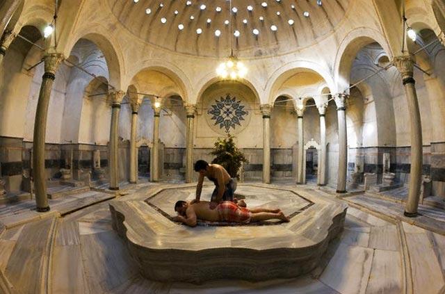 cagaloglu hamam turkish bath hammam istanbul pic-7