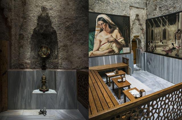suleymaniye hamam turkish bath hammam istanbul pic-3