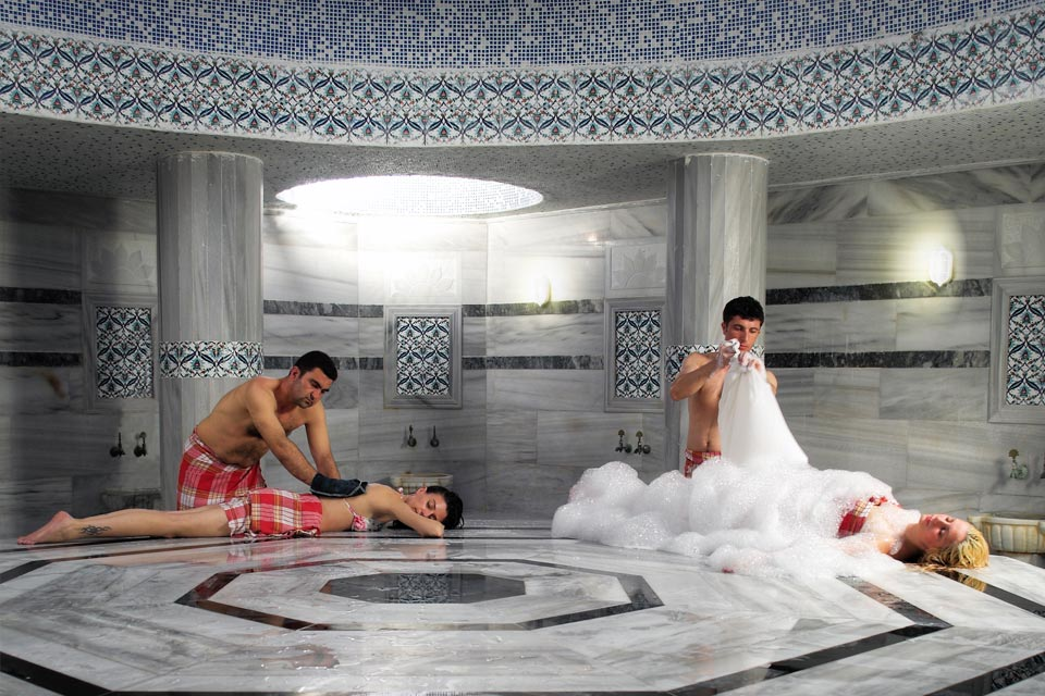 Turkish Bath & Hamam benefits