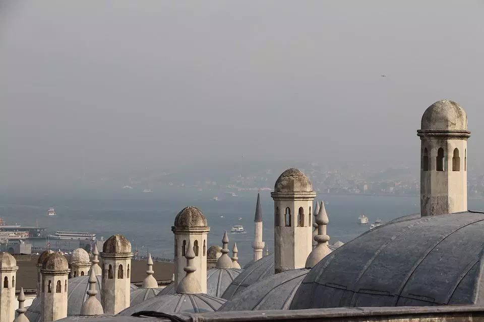 History of The Turkish Baths Hamam istanbul