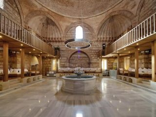 Kilic Ali Pasa Hamami turkish bath pic-1