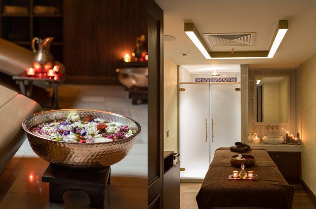 Afiya Spa Turkish Bath Ajwa Hotel Istanbul Luxury Spa pic5