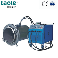 Hydraulic Pipe Cutting and beveling Machines from 3/4inch ...