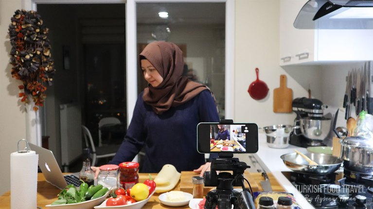 Turkish Online Cooking Classes