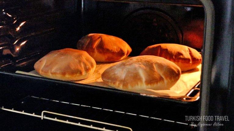"""Turkish Pita Bread """"Gobit"""""""