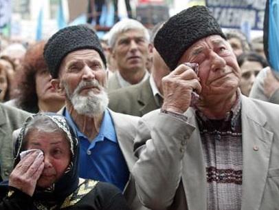 kirim tatarlari Kırım Tatarlarının Türkçesi