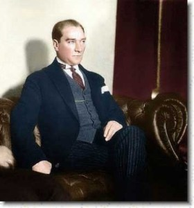 Ataturk - The father of all Turks