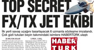 Top Secret FX/TX Jet Ekibi