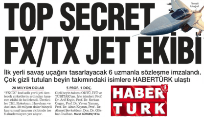 Top Secret FX/TX Jet Ekibi