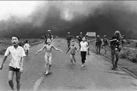 Kim Phuc, Vietnam, Pulitzer