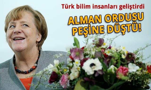 Merkel temsili Almanlar Türk buluşunun peşinde