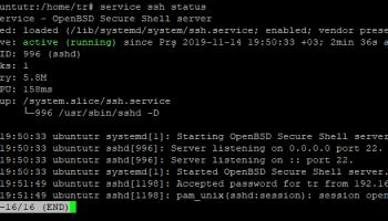 "Linux ""service"" kullanımı haberi Haberettik.com"