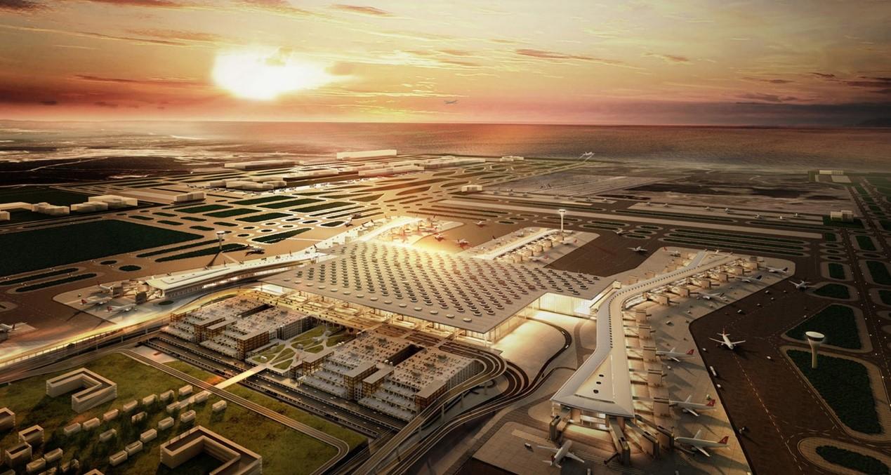 الأثر الإقتصادي لمطار اسطنبول الجديد