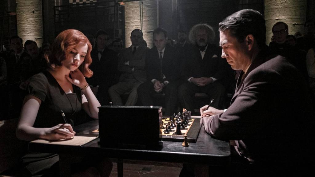 """Das Damengambit"""": Wie real sind die Schachpartien der Netflix-Serie?"""