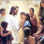 Jesus Christ Pic with children nice pic