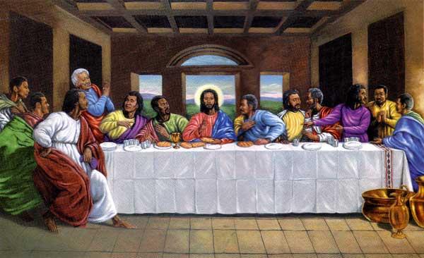 Image result for last supper