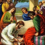 Jesus washing feet 05