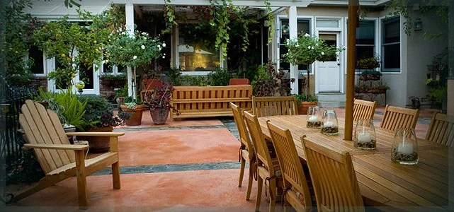 patio furniture in florida