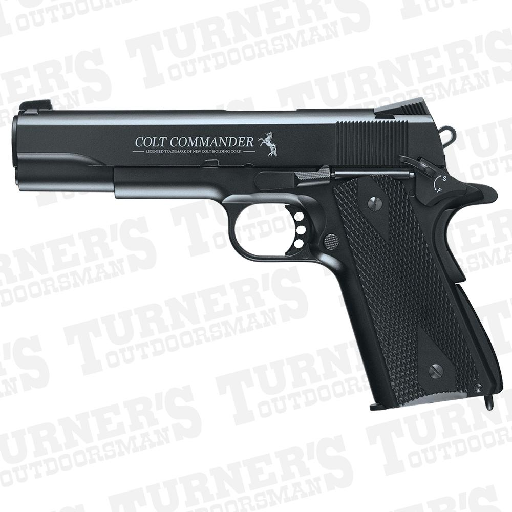 medium resolution of umarex colt commander 177 bb gun item 2254028