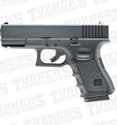 umarex glock 19 177 bb gun item 2255200 [ 1000 x 1000 Pixel ]