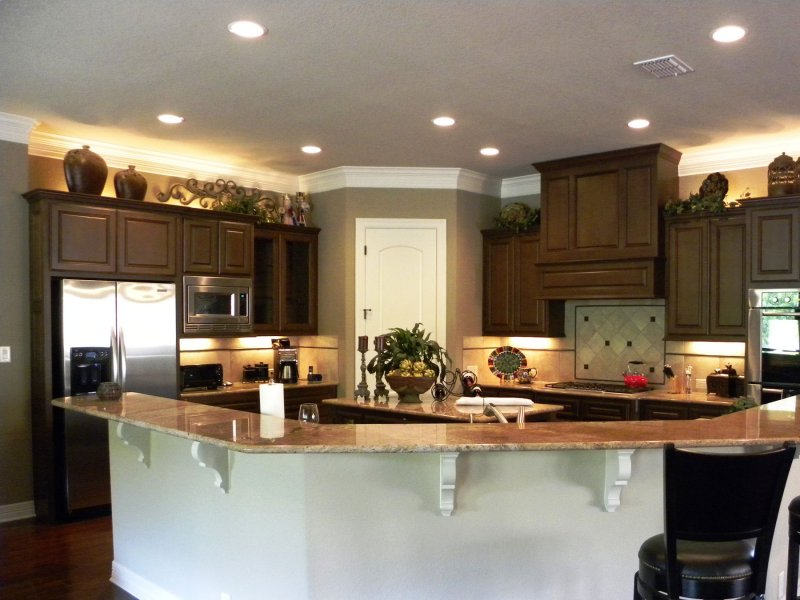 Photo Gallery  Turney Lighting  kitchen lighting can